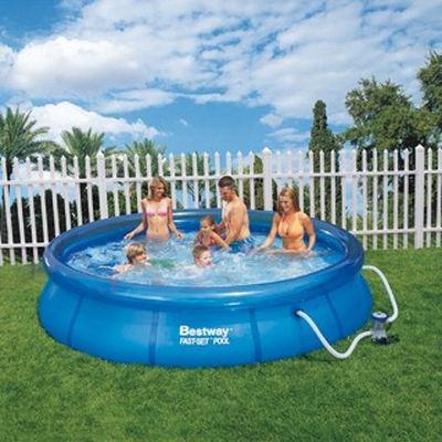 piscine fast set