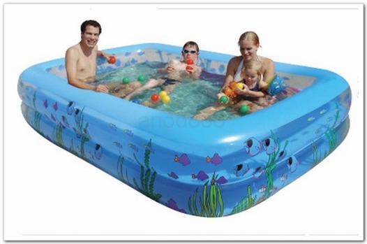 piscine gonflable avec pompe