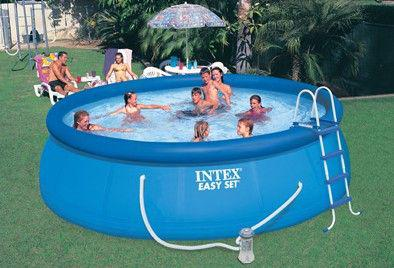 piscine hors sol autoportée intex