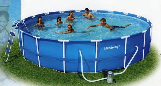piscine hors sol bestway ou intex