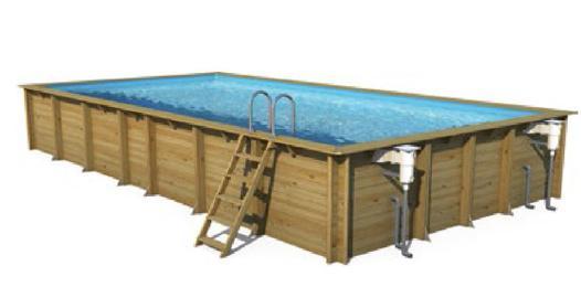 piscine hors sol bois 10 x 5