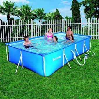 piscine hors sol rectangulaire 3m