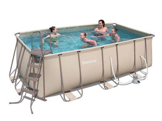piscine hors sol rectangulaire bestway