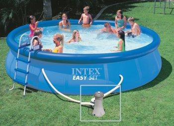 piscine intex 5 m