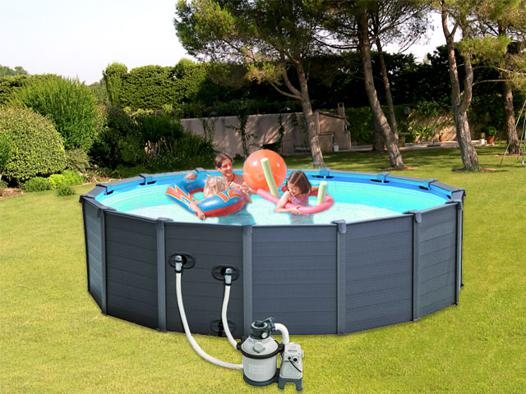 piscine intex hors sol