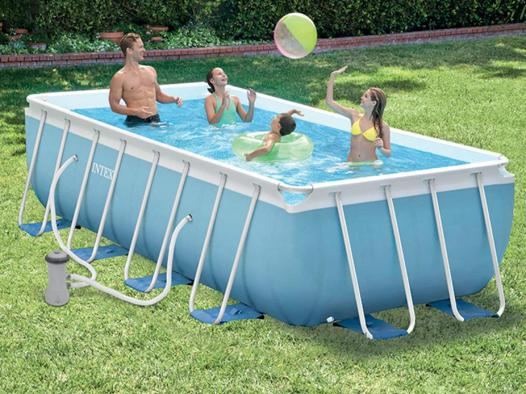 piscine intex rectangle