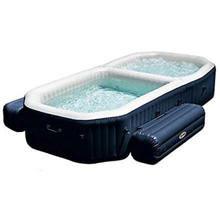 piscine spa intex