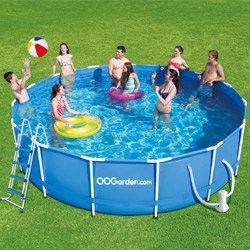 piscine tubulaire 4 57 x 1 22