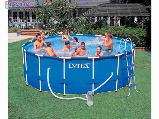 piscine tubulaire 457x122