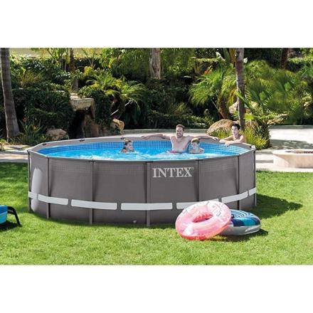 piscine tubulaire intex ultra frame