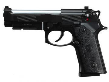 pistolet à bille à gaz