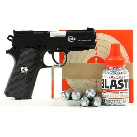 pistolet à billes d acier