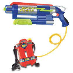 pistolet a eau avec reservoir