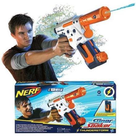 pistolet a eau nerf automatique