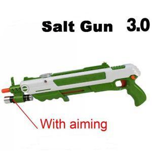 pistolet à sel