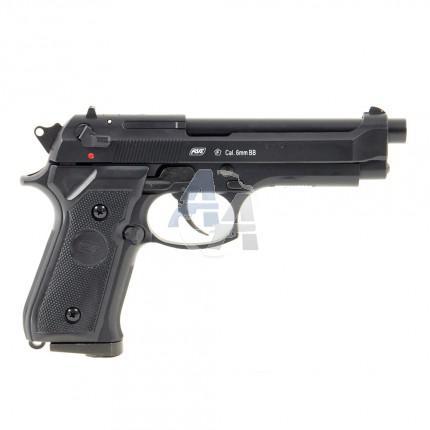 pistolet airsoft gaz