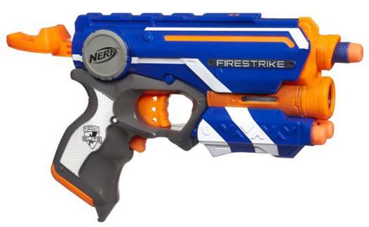 pistolet enfant nerf