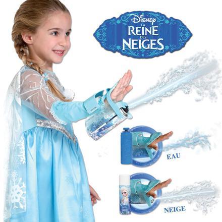 pistolet la reine des neiges