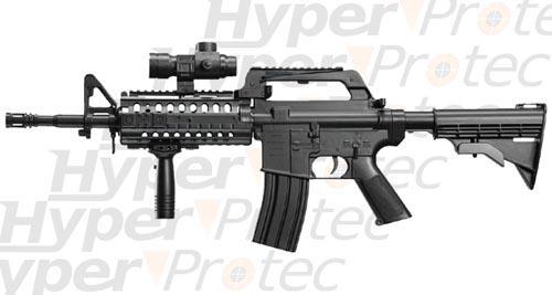 pistolet m4