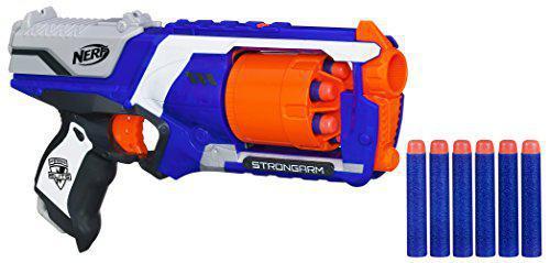 pistolet nerf 6 ans