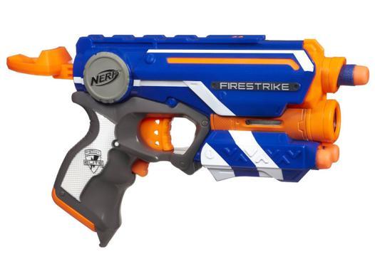pistolet nerf firestrike