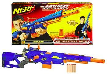 pistolet nerf pour adulte