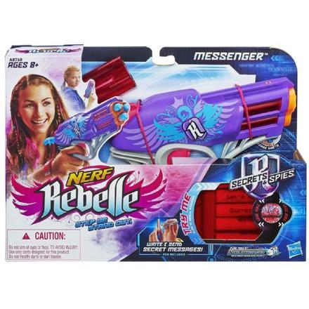 pistolet nerf pour fille