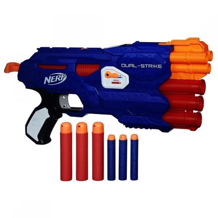 pistolet nerf strike