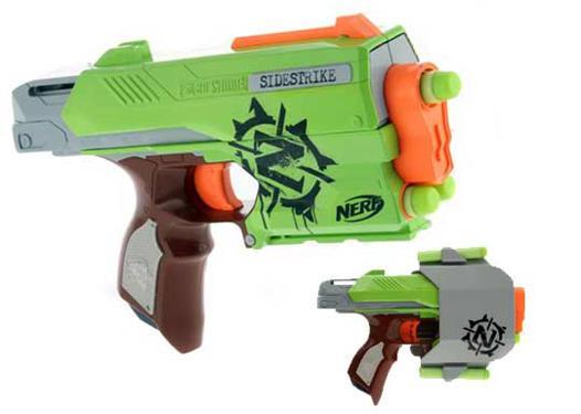 pistolet nerf zombie strike