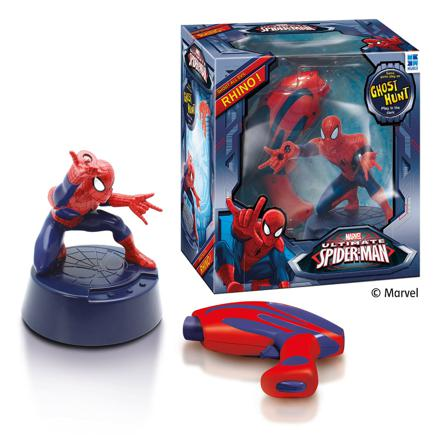 pistolet spiderman laser