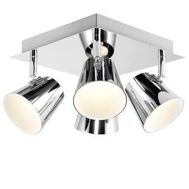 plafonnier 4 lampes