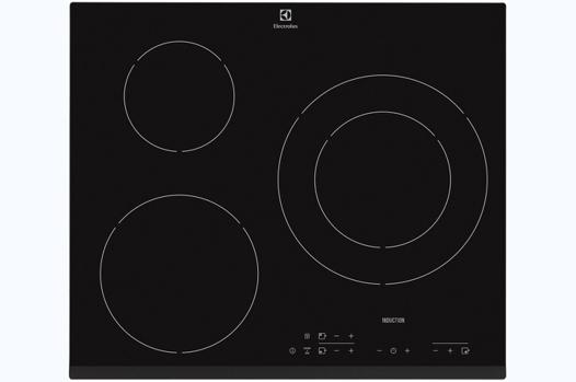 plaque electrolux induction