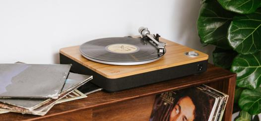 platine vinyle marley stir it up