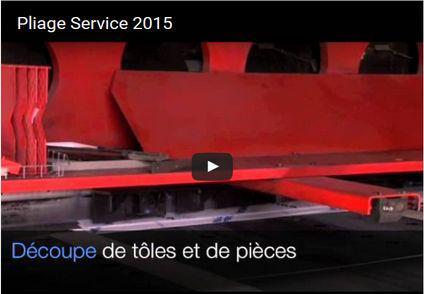 pliage service