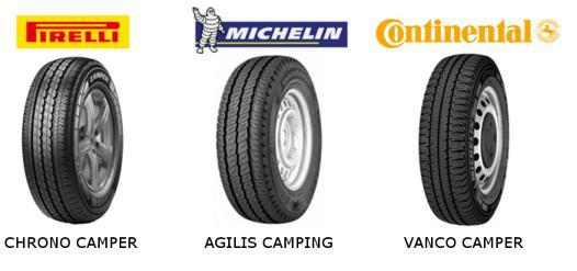 pneu michelin pour camping car